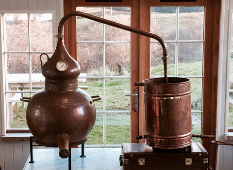Delilah - The Still at Badachro Distillery