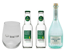 Lind & Lime Gin and Tonic Bundle