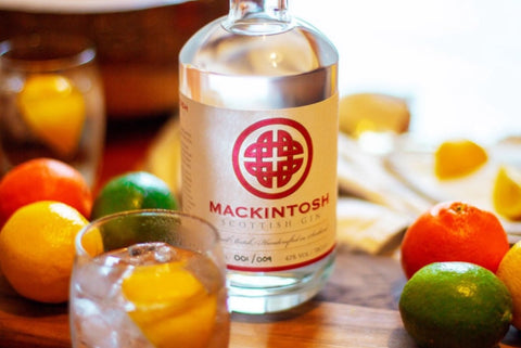 Mackintosh Gin Citrus Botanicals