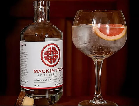 Mackintosh Gin & Tonic Perfect Serve