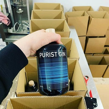 Purist Gin Delivery