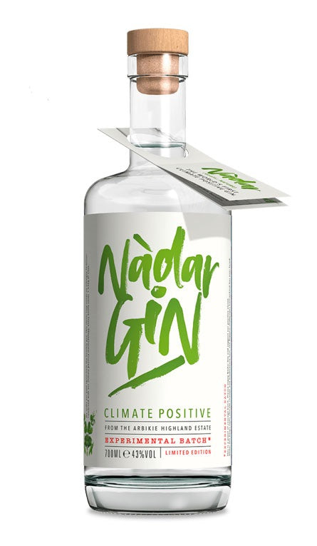 Nadar Climate Positive Scottish Gin