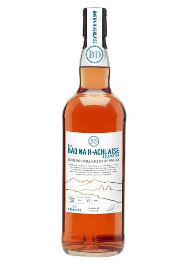 Bad Na H-Achlaise Single Malt Whisky