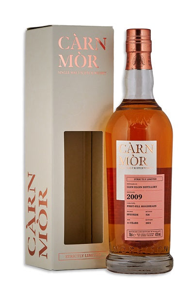 Carn Mor Strictly Limited Glen Elgin 2009 Single Malt Whisky