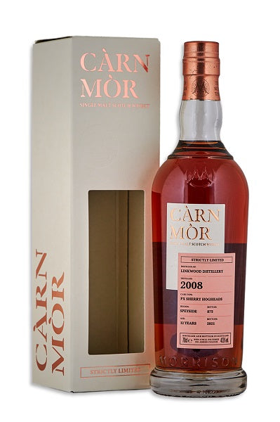 Carn Mor Strictly Limited Linkwood 2008 Single Malt Whisky