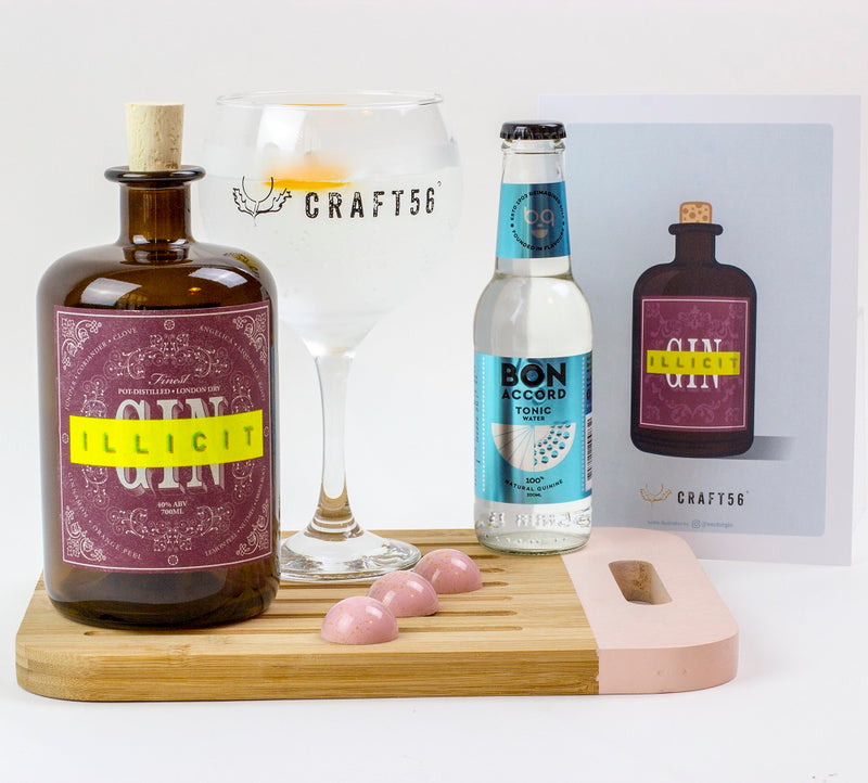 Craft56° Gin Club Packages
