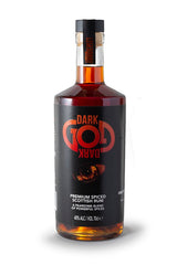 Dark God Scottish Spiced Rum (70 cl)