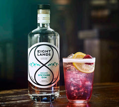 Eight Lands Gin & Tonic Serve