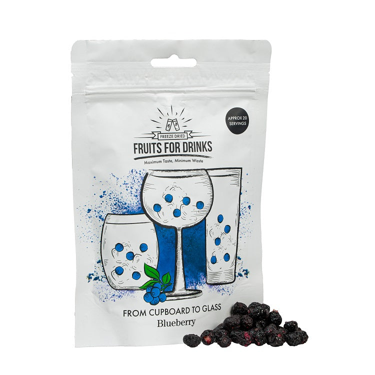Fruits For Drinks Blueberry