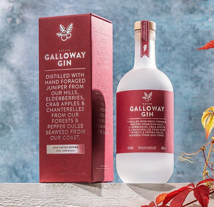 Native Galloway Gin 2020 Edition