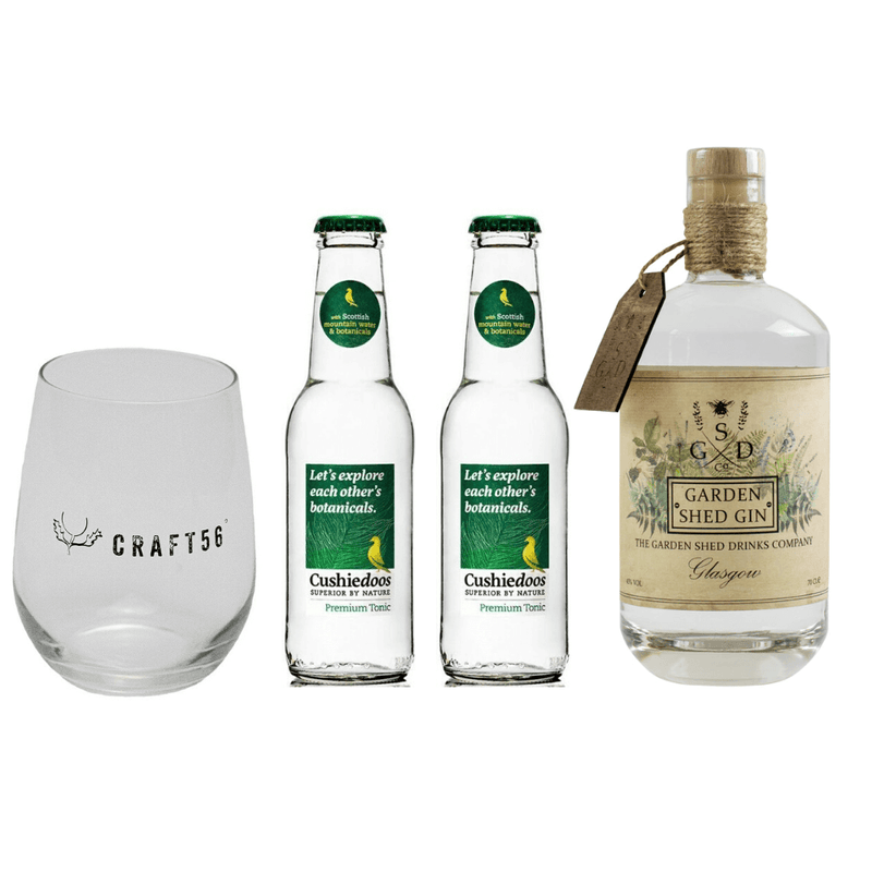 Garden Shed Gin & Tonic Bundle