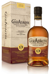 GlenAllachie 13 Year Old Rioja Wine Cask Finish