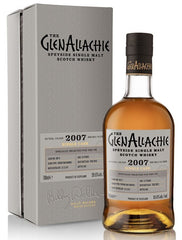 GlenAllachie 2005 17 Year Old Virgin Oak Barrel Single Cask Whisky (70 cl)