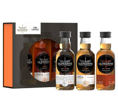 Glengoyne Time Capsule Highland Single Malt Whisky Gift Pack (3 x 5cl)