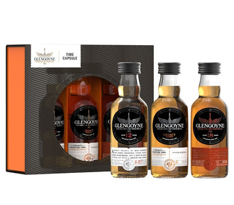 You added <b><u>Glengoyne Time Capsule Gift Pack (3 x 5 cl)</u></b> to your cart.