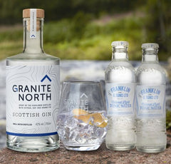 Granite North Gin & Tonic Serve