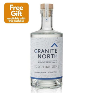 You added <b><u>Granite North Gin (70 cl)</u></b> to your cart.