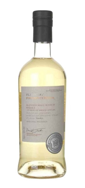 Holyrood Smoky Blended Malt Scotch Whisky (70 cl)
