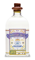 Inventor's Smoked Pepper Gin