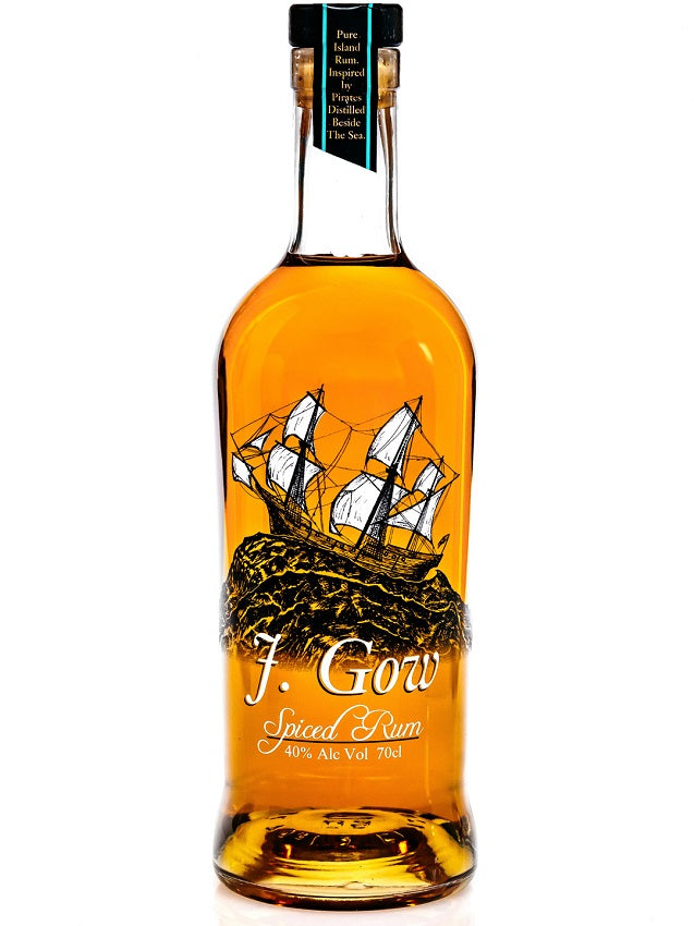 J. Gow Orkney Spiced Rum