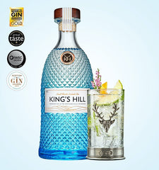 King's Hill Scottish Gin Serve