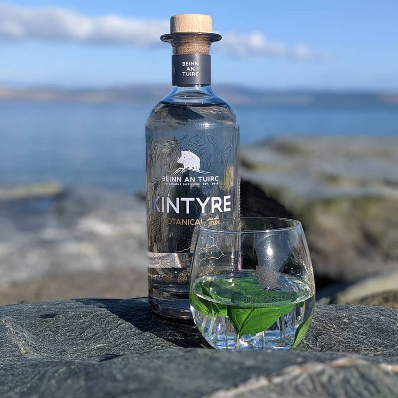 Kintyre Botanical Gin Serve