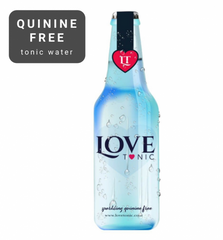 Love Tonic Quinine Free Tonic Water