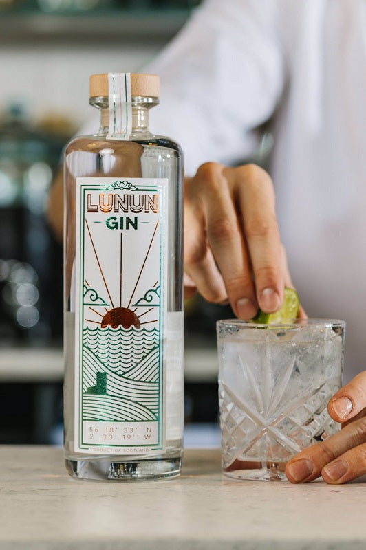 Lunun Gin & Tonic Serve
