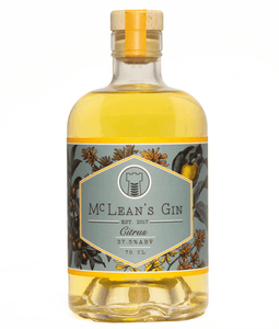 You added <b><u>McLean's Citrus Gin (70 cl)</u></b> to your cart.
