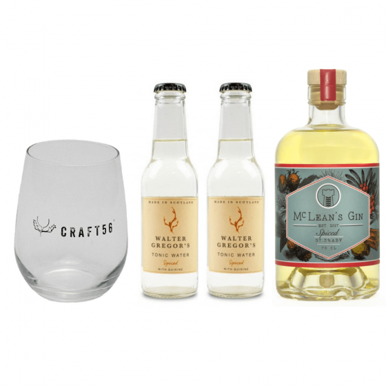 McLean's Spiced Gin & Tonic Bundle