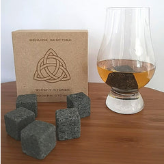 Modern Stone Age Genuine Scottish Whisky Stones