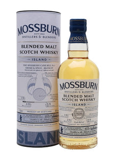 You added <b><u>Mossburn Island Blended Malt Scotch Whisky (70 cl)</u></b> to your cart.