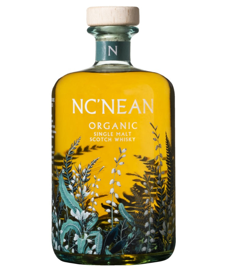 Nc'nean Organic Single Malt Whisky