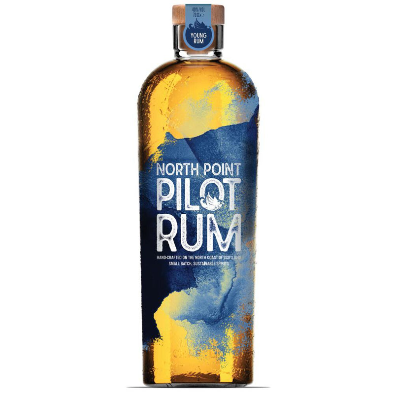North Point Pilot Rum