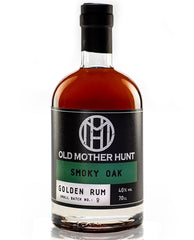 Old Mother Hunt Smoky Oak Golden Rum