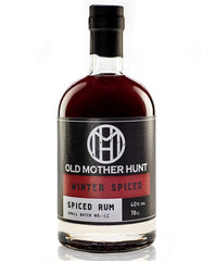 Old Mother Hunt Winter Spiced Golden Rum
