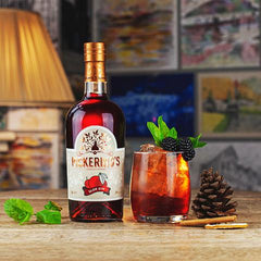 Pickering's Sloe Gin Serve