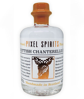 Pixel Spirits Scottish Chanterelle Gin (50 cl)