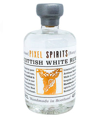 Pixel Spirits Scottish White Rum (50 cl)