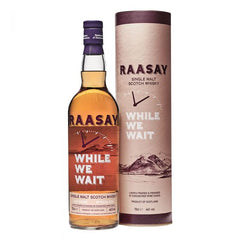 Raasay While We Wait Single Malt Scotch Whisky - Last Orders