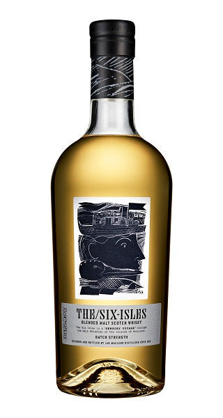 The Six-Isles Batch Strength Blended Malt Whisky