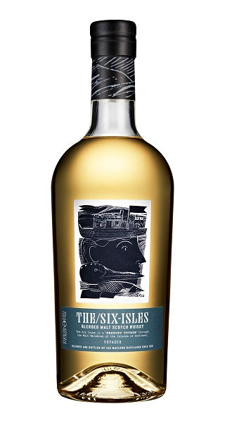 The Six-Isles Voyager Blended Malt Scotch Whisky
