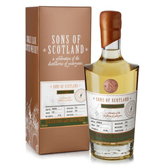 Sons of Scotland The Cashly 8 Year Old Single Malt Whisky