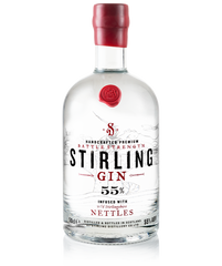 Stirling Battle Strength Gin (50 cl)