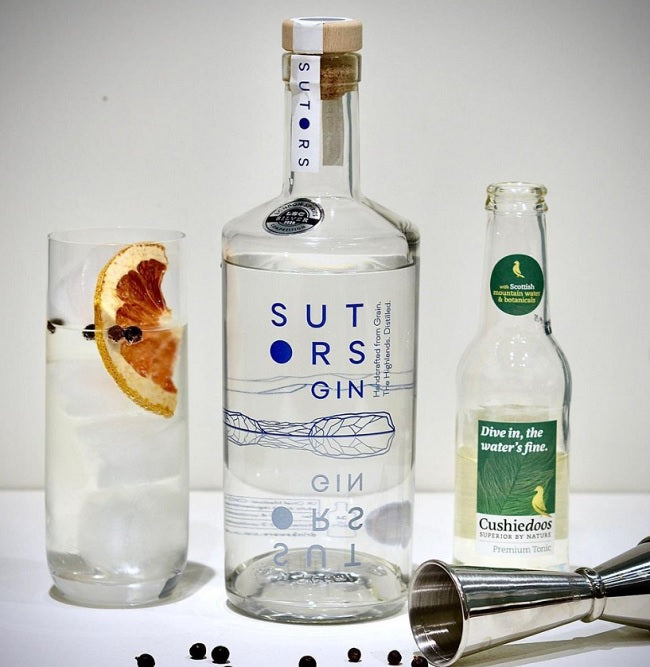 Sutors Gin Club Box
