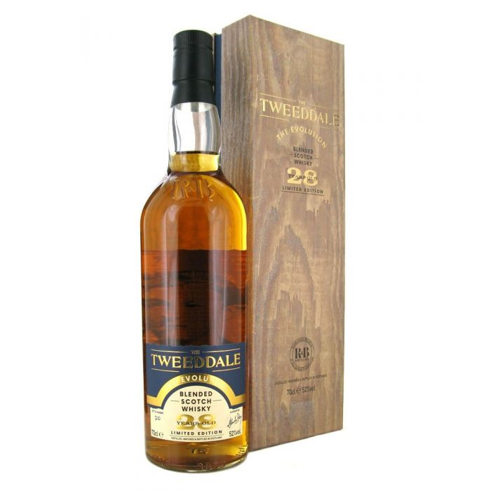 Tweeddale The Evolutuion 28 Year Old Blended Scotch Whisky