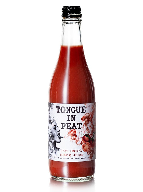 Tongue in Peat Smoked Tomato Juice (500 ml)