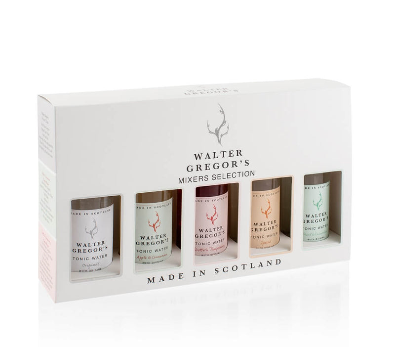 Walter Gregor Tonic Selection Pack