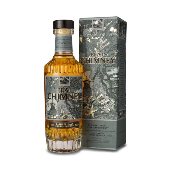 Peat Chinmey Blended Malt Scotch Whisky