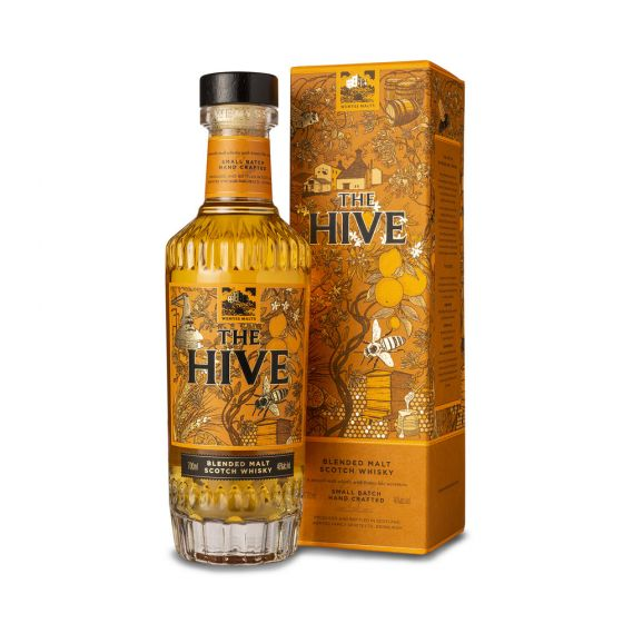 The Hive Blended Malt Scotch Whisky